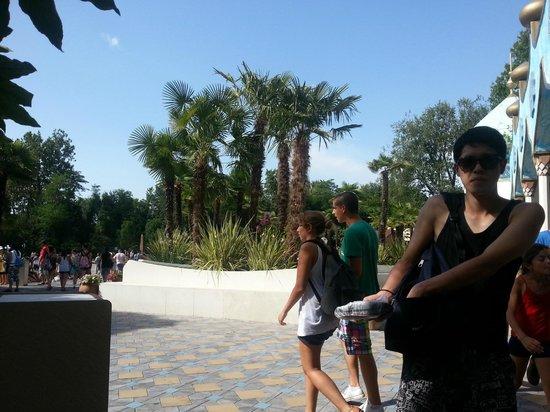 Gardaland Resort: parco