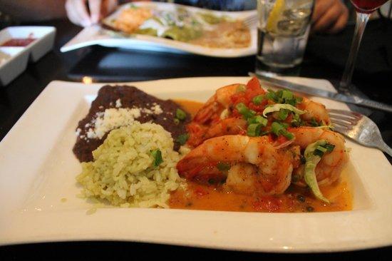 Palmilla Restaurant : Camarones Veracruzana