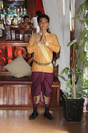Angkor Pearl Hotel: Lobby