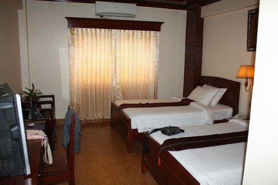 Angkor Pearl Hotel : Номер