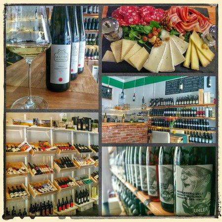 Weinfach Vinothek: Impressions