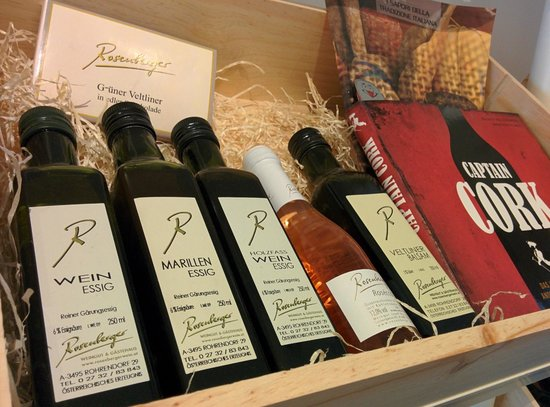 Weinfach Vinothek & Bar: Additional Products