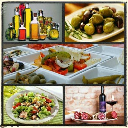 Weinfach Vinothek & Bar : Food & Antipasti