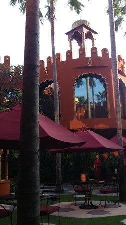 The Villas Bali Hotel & Spa : our restaurant