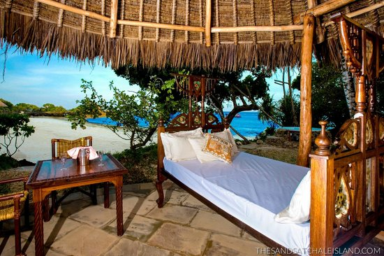 The Sands At Chale Island: Oceanfront Cottages