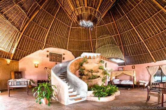 The Sands At Chale Island: Honeymoon Suite