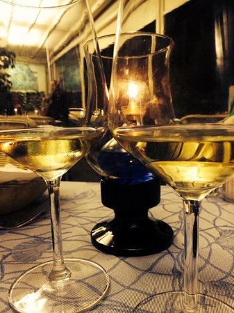 Ristorante Mediterraneo: Ottimo vino!!!