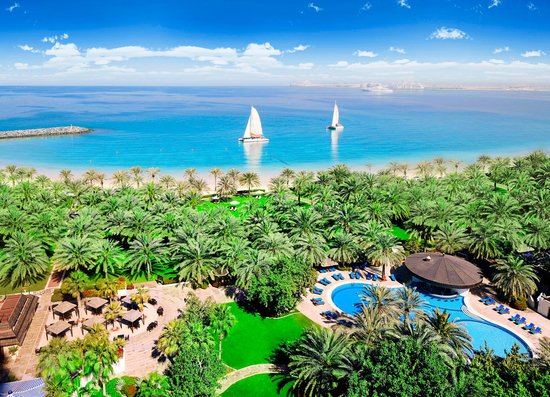 Sheraton jumeirah beach resort dubai united arab for Dubai beach hotels