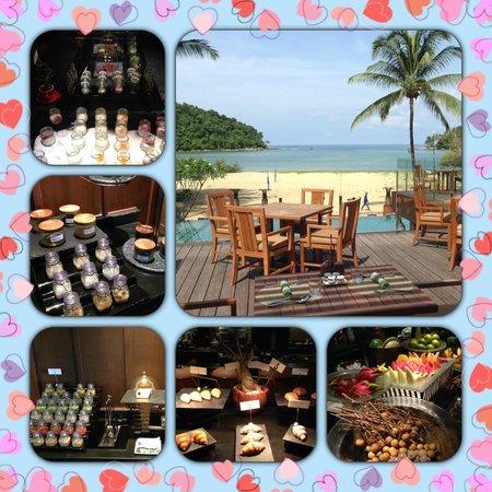 Anantara Layan PhuketResort : Impressively Presented Items