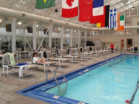 Chicago's Essex Inn: Swimming Pool