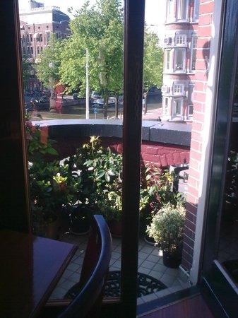 Hotel Nadia : Balcony