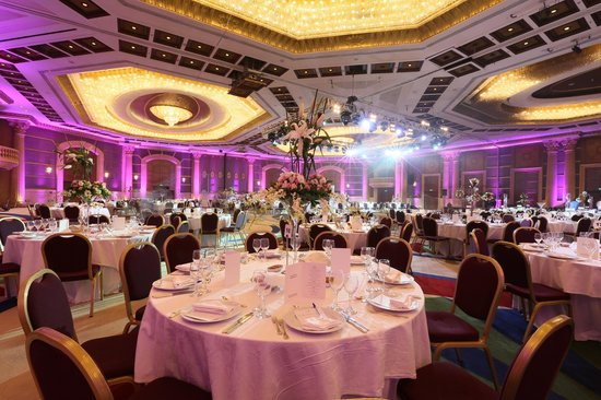 Hilton Beirut Habtoor Grand: Emirates Hall