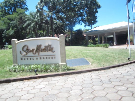 San Martin Hotel & Resort: hotel
