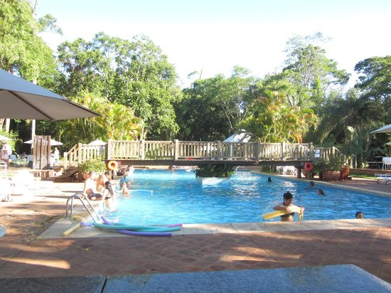 San Martin Hotel & Resort: piscine