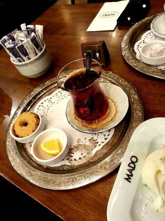 Mado: чай в Мадо