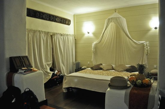 Villa Belle: Our fantastic Room