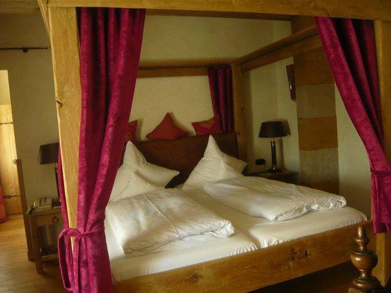 Romantik Hotel Fürstenhof: Zimmer