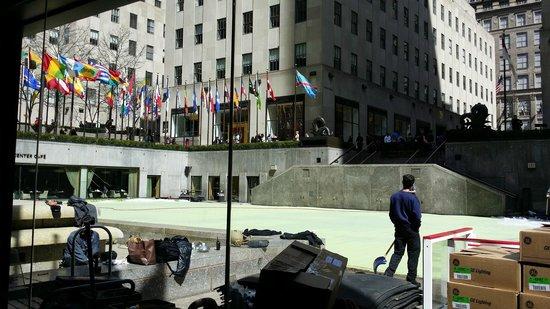 Rockefeller Center: work in progress 2
