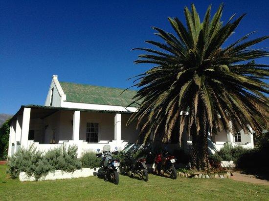 Damsedrif Guest Farm: The Old House