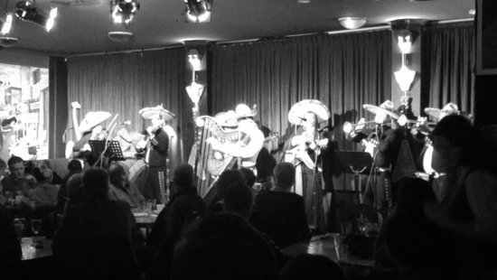 The Camelot Lounge: Victor Valdes Mariachi Band