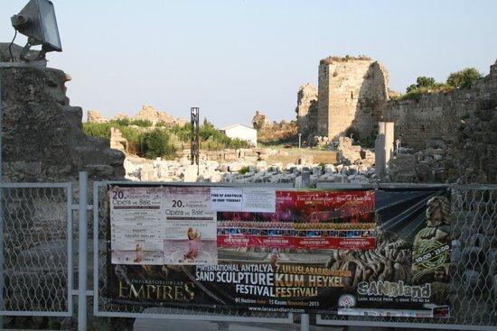 Greek Amphitheater: Концерты в амфитеатре