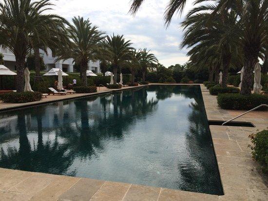 Finca Cortesin Hotel, Golf & Spa : 50m Pool!
