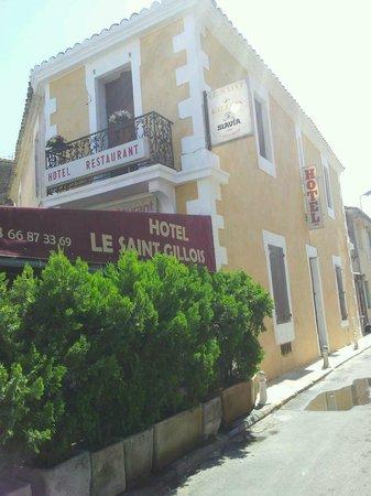 Le Saint Gillois Hotel Restaurant