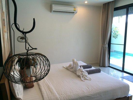 The Kiri Villas Resort: Bedroom