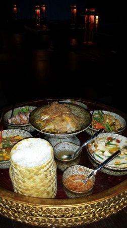 Novotel Phuket Kata Avista Resort and Spa: タイ料理ファンにはたまらない夕食