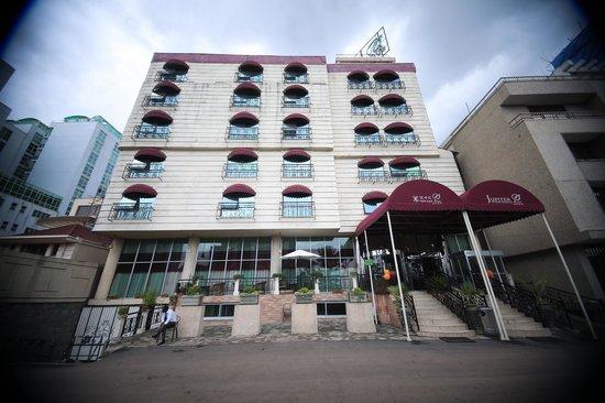 Jupiter International Hotel Bole Picture Of Jupiter International