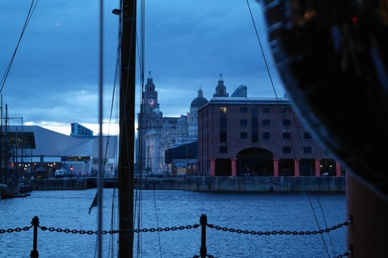 PANAM Restaurant And Bar: Views from Pan Am Liverpool