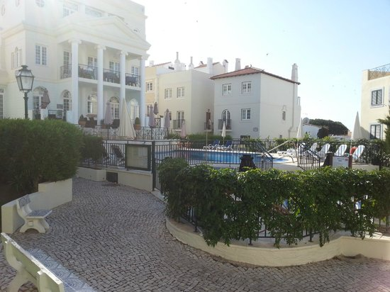 The Old Village : Pool area