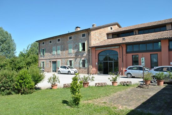 Agriturismo San Giuseppe - Bed and Breakfast: Che spettacolo!!