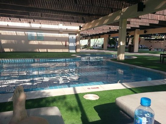 InterContinental Hotel Muscat: Kid's Pool
