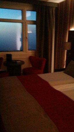 Hotell Hallstaberget: Habitación