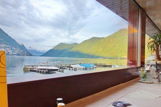 Grand Hotel Eden: Panorama Restaurant