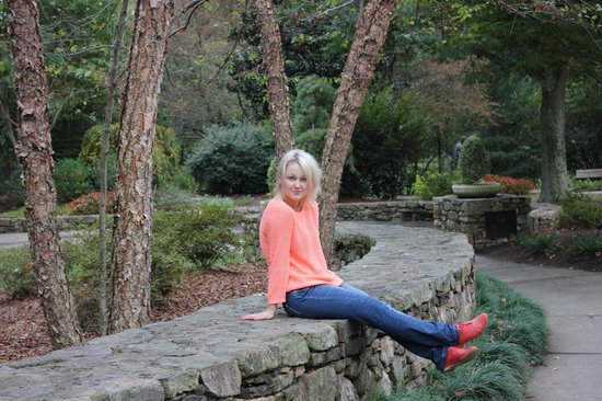 The Bog Garden at Benjamin Park: The Bog Garden