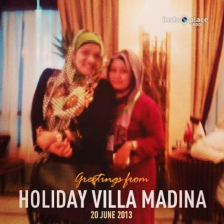 Holiday Villa Madinah: @Lobby Lounge