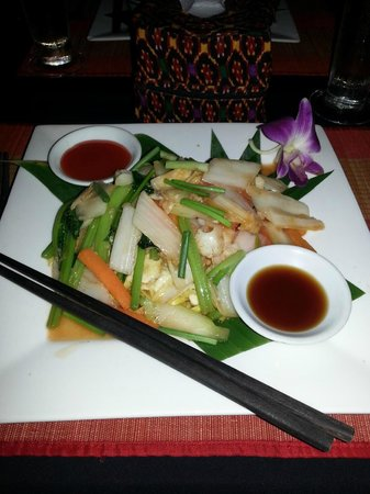 Buffalo Tours: Delicious Khmer food