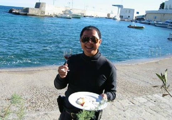 Hotel Expo Verona : Dr. Michael Lim is The Travelling GourmetTM