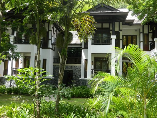 Vivanta by Taj Rebak Island, Langkawi: The residences