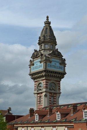 De Castellane : La tour