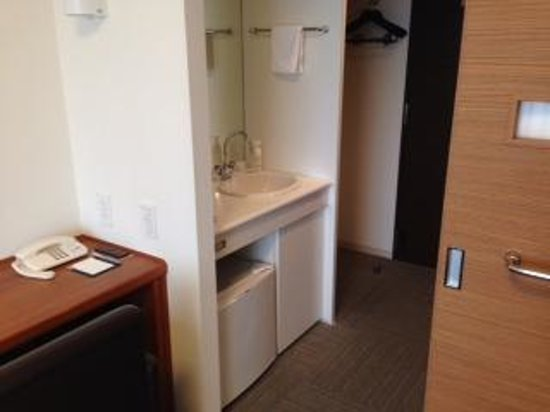 Dormy Inn Hirosaki: 洗面所