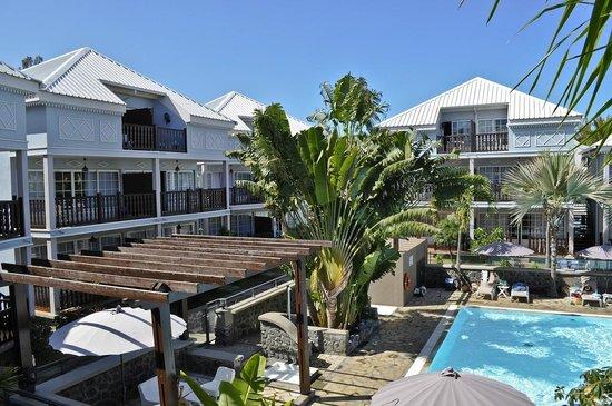 Hotel Les Creoles: Hotelanlage mit Pool