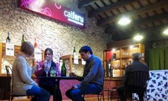 La Tasting Room de Cal Feru
