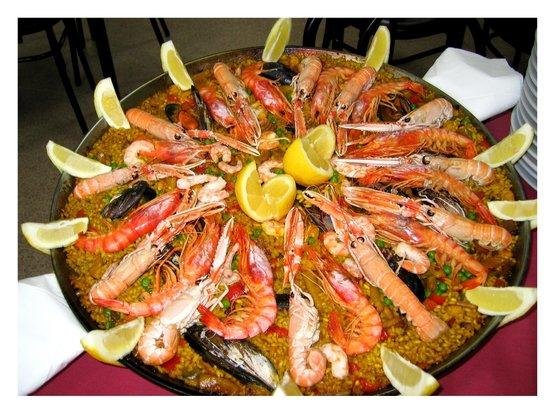 Restaurante Brisas Palmanova: Paellas