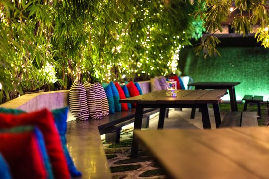 LiT BANGKOK Hotel: Fiesta Steppe