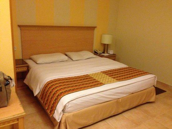 Toledo Amman Hotel : Room 612