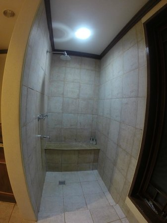 El Nido Resorts Lagen Island: Shower