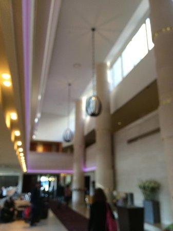Sheraton Stockholm Hotel: Reception